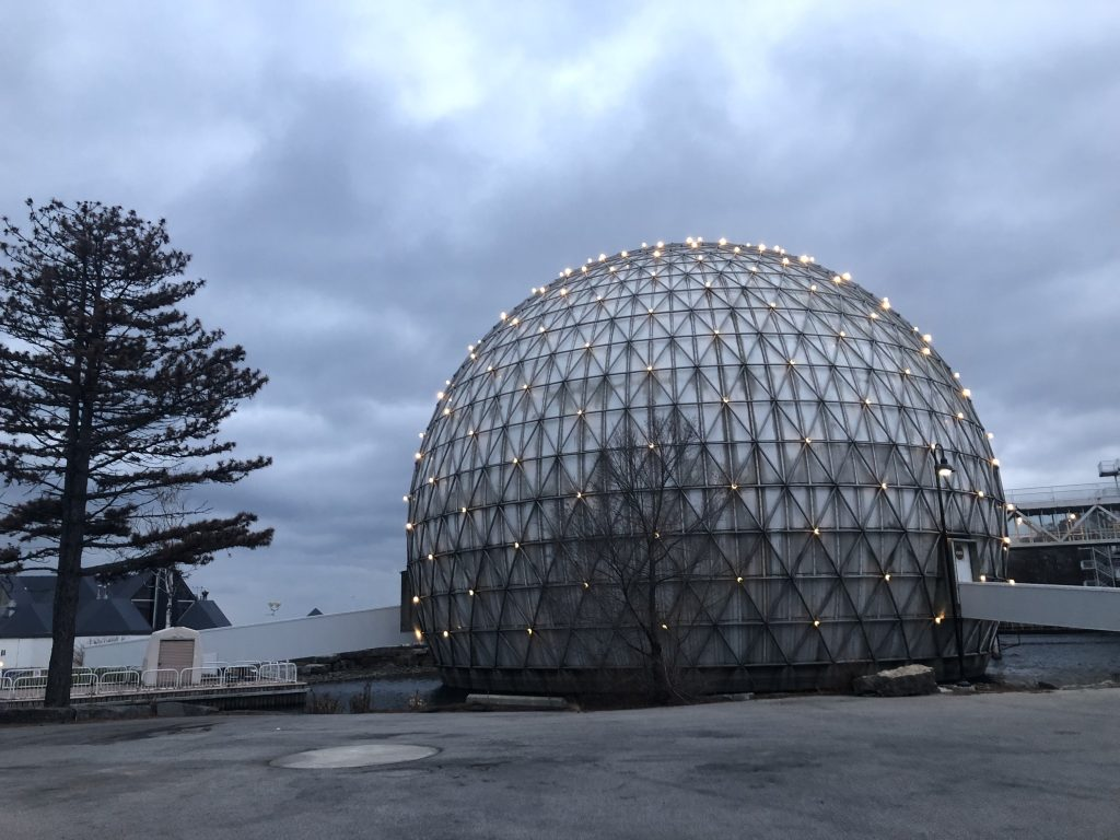 Dome at Ontario Place